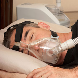 cpap intolerance wv